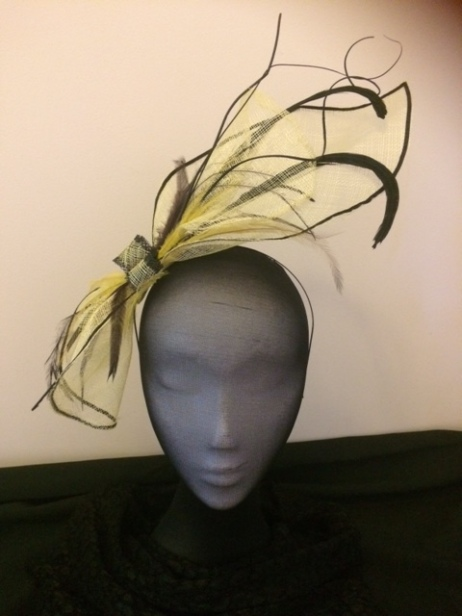 Yellow Musetta front